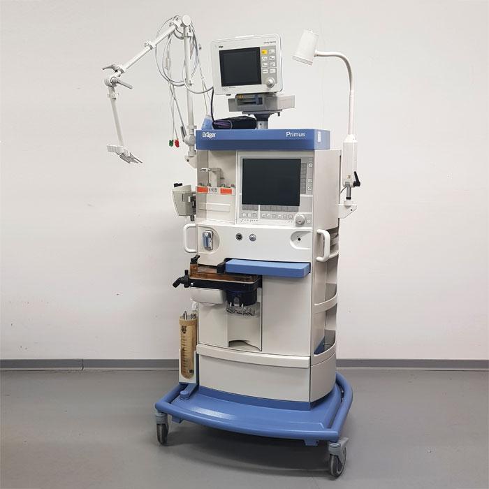 Narkosegerät Primus Dräger - Gebrauchtgerät - Zustand sehr gut | TSL Medizintechnik